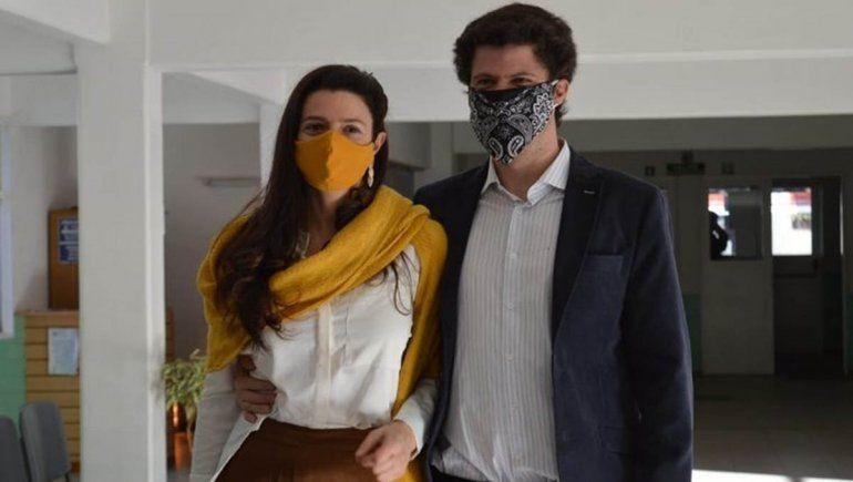 Bariloche tuvo su primer casamiento en pandemia