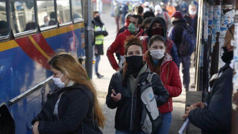 Nación sumó 7.498 nuevos casos y 149 muertes por coronavirus