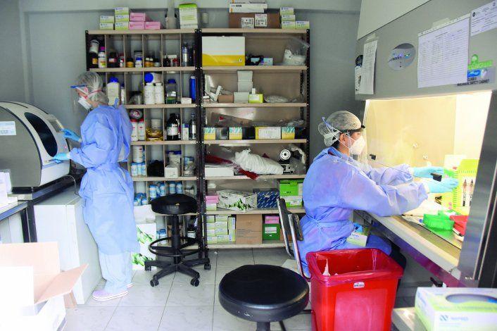 El coronavirus ya generó más de 4100 muertes en el país.
