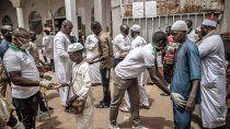 en africa ya se acercan al millon de contagiados