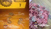 u22: los agarraron con marihuana y clonazepam