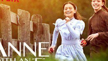 netflix cancelo una nueva temporada de la serie anne with an e ¡enterate los motivos!