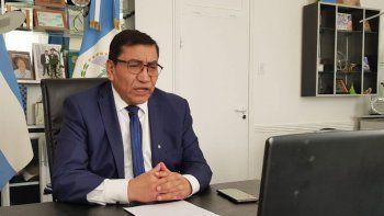Rioseco: Estamos pagando los encuentros del Día del Amigo