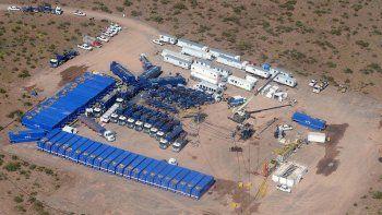 otro mes con caida en el fracking de vaca muerta