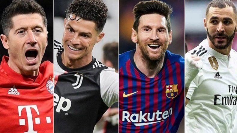 Los partidos de Champions League que se juegan esta semana