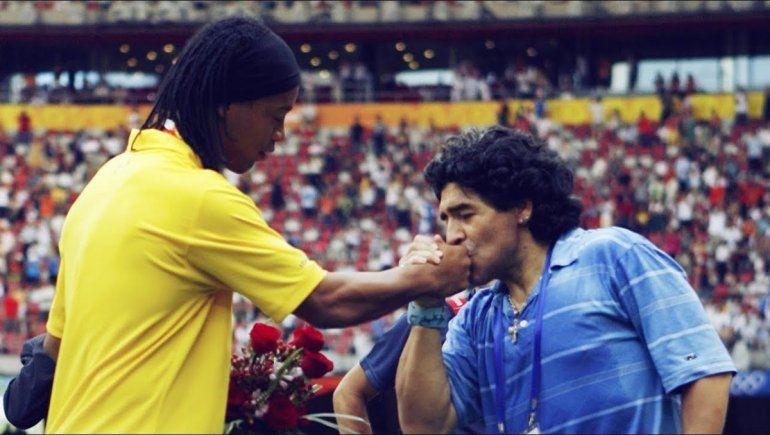 Ronaldinho se acerca a la libertad ¿y al Gimnasia de Diego?
