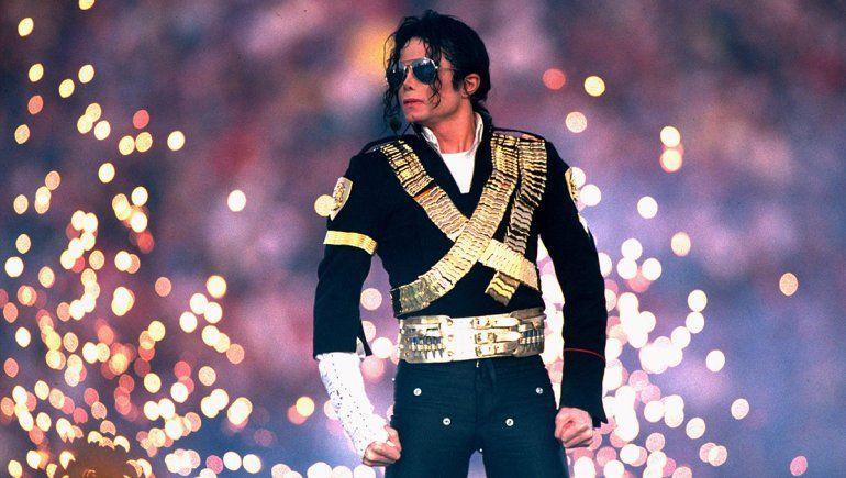 Michael Jackson quiso ser un X-Men, pero no pasó la prueba