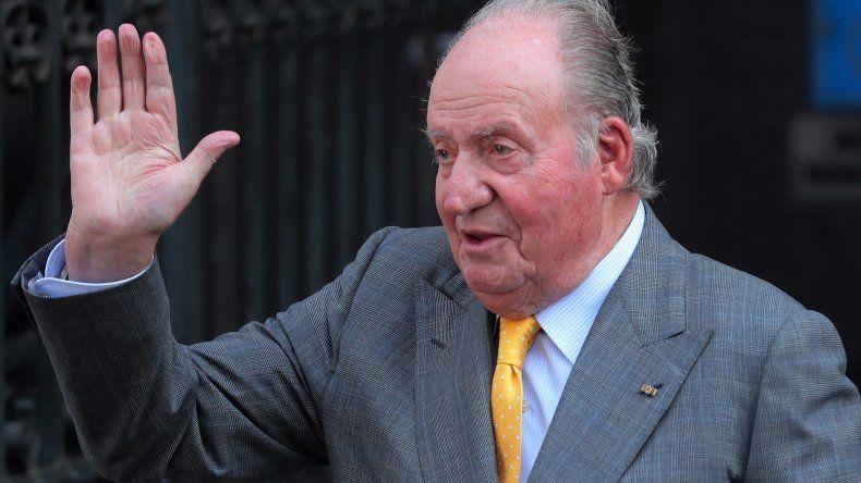 El rey emérito Juan Carlos huyó de España por la investigación sobre corrupción.