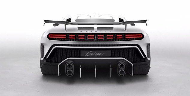 Cristiano Ronaldo se compró una Bugatti que vale 8 millones de dólares
