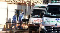 gutierrez sobre el foco del geriatrico: fue el golpe animico mas fuerte de la pandemia