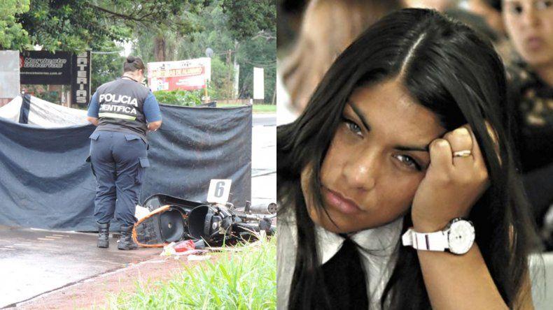 La ex Miss Argentina atropelló y mató a un empleado municipal en 2016. La Justicia la condenó.