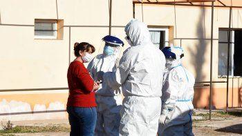 La jornada récord del martes cerró con 59 casos de coronavirus