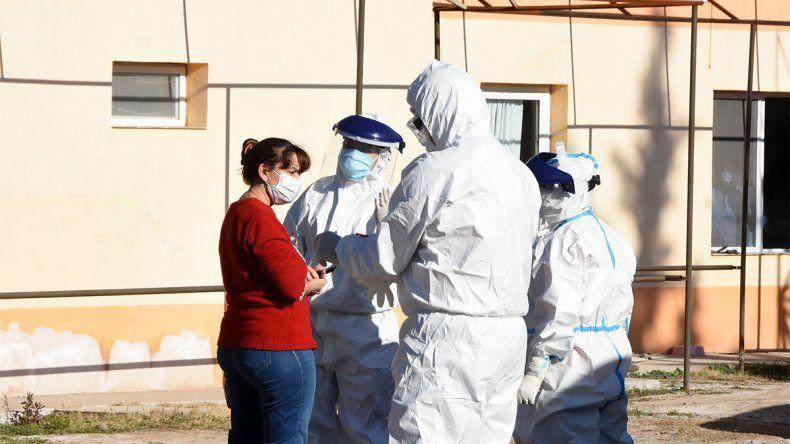 Neuquén: la jornada récord del martes cerró con 59 casos de coronavirus