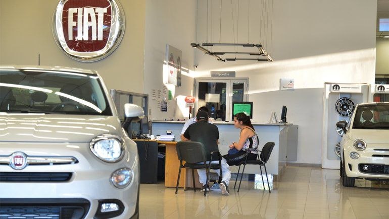 Bajó en julio la venta de unidades 0 km en Neuquén