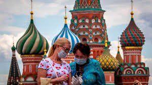 En Rusia, el total de personas contagiadas trepa a 1.115.810 y el de fallecidos a 19.649.