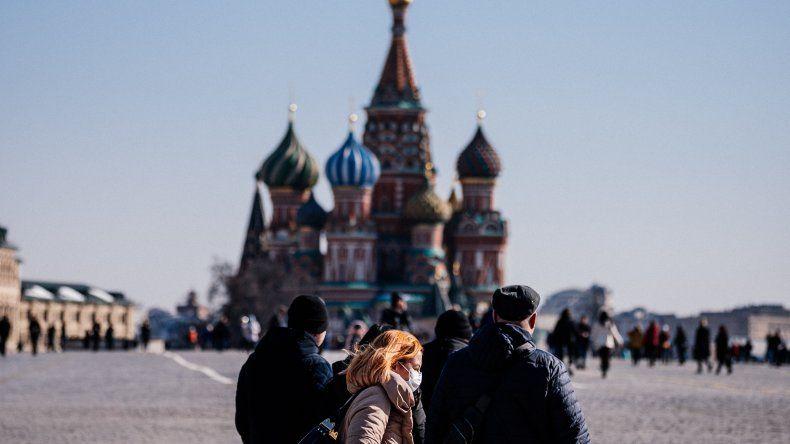 Rusia anuncia una vacuna antes que ningún otro país