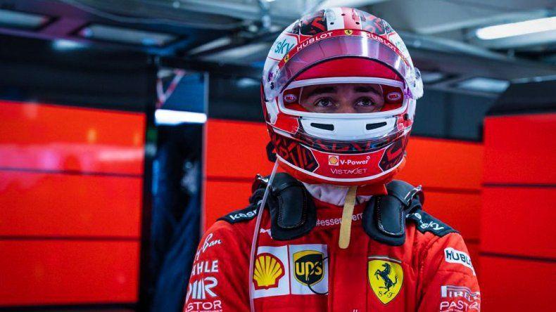 Charles Leclerc remarcó que será bastante complejo poder doblegar a Mercedes en esta temporada de la Fórmula 1.