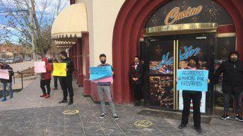 rincon: desesperado pedido para la apertura de casinos