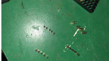 valentina sur: tension entre grupos dejo dos heridos de bala