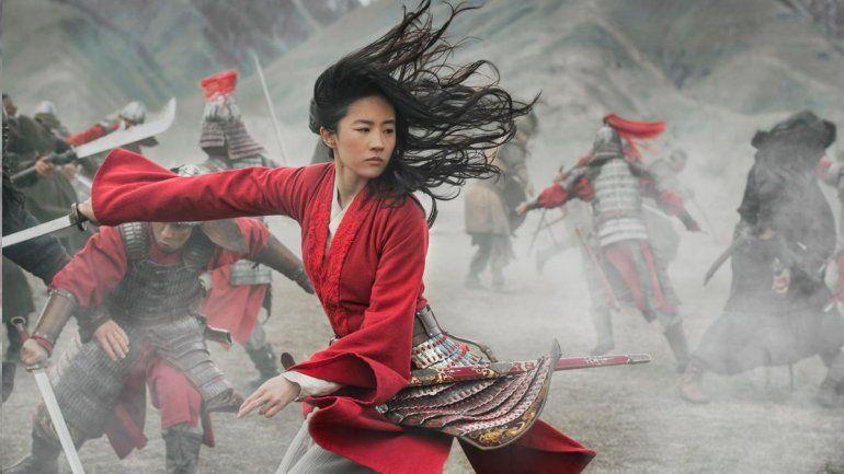 Disney pega el volantazo y estrena Mulan por streaming