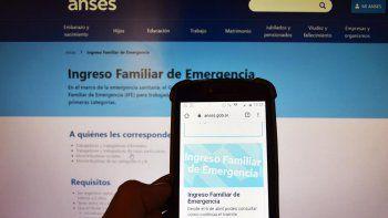 ANSES informó el calendario de pago de la tercera etapa del IFE.