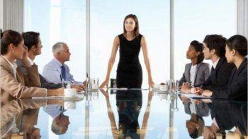 Las mujeres tendrán una participación más igualitaria en las empresas.