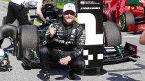 Valtteri Bottas seguirá ligado a Mercedes en la temporada 2021 de la Fórmula 1.