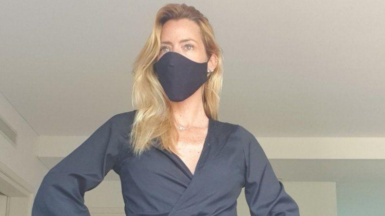 Nicole Neumann y un palazo a Cubero: Agarraste cosas peores que el virus