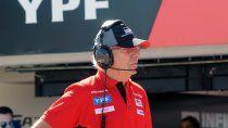Darío Ramonda, hombre fuerte de Toyota en Súper TC2000, pidió por el regreso del automovilismo, ya que las estructuras no se pueden sostener.