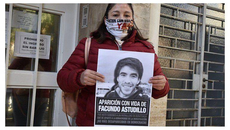 Cristina, la mamá de Facundo Astudillo Castro, será recibida el lunes por el Presidente.
