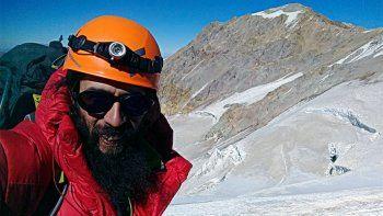 Un andinista neuquino murió tras caer de un cerro en Mendoza