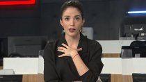 el fiscal general gerez le pidio disculpas a la periodista luli trujillo