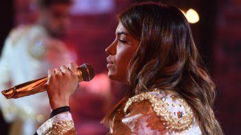 Cantando 2020: Cuestionan a Agustina Agazzani sobre su romance con Martín Baclini