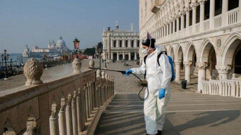 Italia es uno de los países más afectados por el coronavirus.