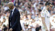 Bale se negó a viajar para el partido de la Champions.