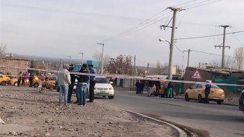 Taxista baleado: tres hombres quedaron detenidos