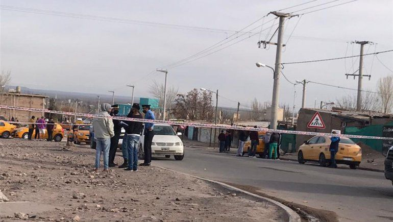 Taxista baleado en Cuenca XV: tres hombres quedaron detenidos
