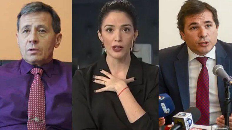 Terán ya está con licencia médica tras el escándalo nacional