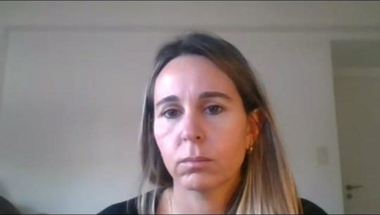 Tras un cuarto intermedio de cuatro horas, la jueza Estefanía Sauli dictó la nueva calificación para la acusada