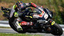 Johann Zarco logró su sexta pole position dentro del Moto GP y le dio la primera a la Ducati del Reale Avintia Racing.