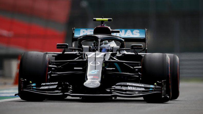 Valtteri Bottas logró en Silverstone su pole position número 13 dentro de la Fórmula 1. Además