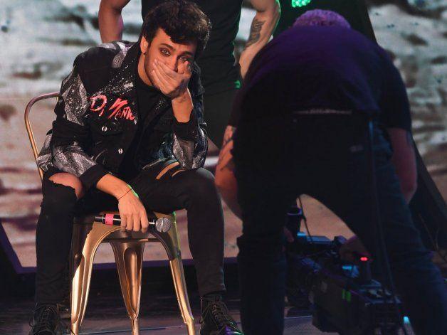 Papelón en el Cantando 2020: Lizardo Ponce olvidó la letra de la canción