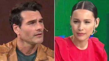 Hernán Drago emocionó a Pampita: Le pregunté al psicólogo si estaba muerto