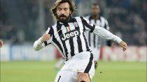 Pirlo, nuevo entrenador de la Juve.