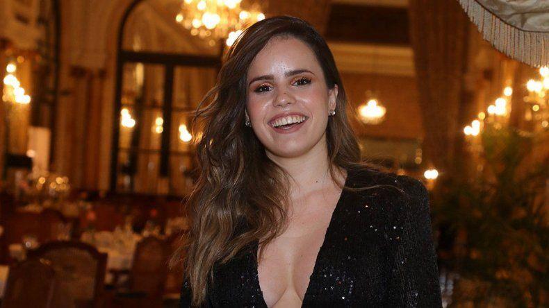 Sofi Morandi contó que chapó con su compañero del Cantando
