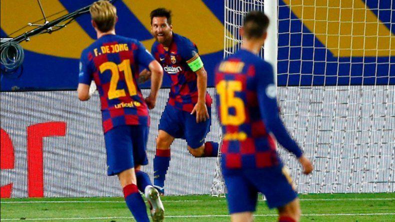 Con el Barcelona en cuartos, mirá cómo queda el cuadro de la Champions