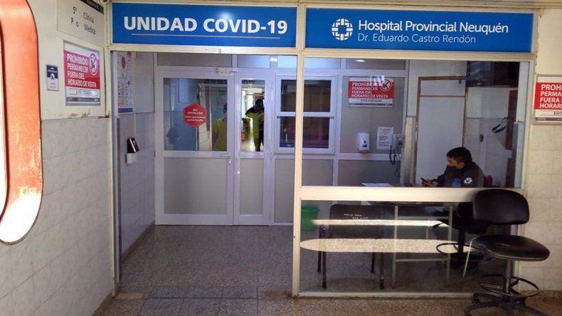 El pico del coronavirus ocupó el 15% de las camas de terapia