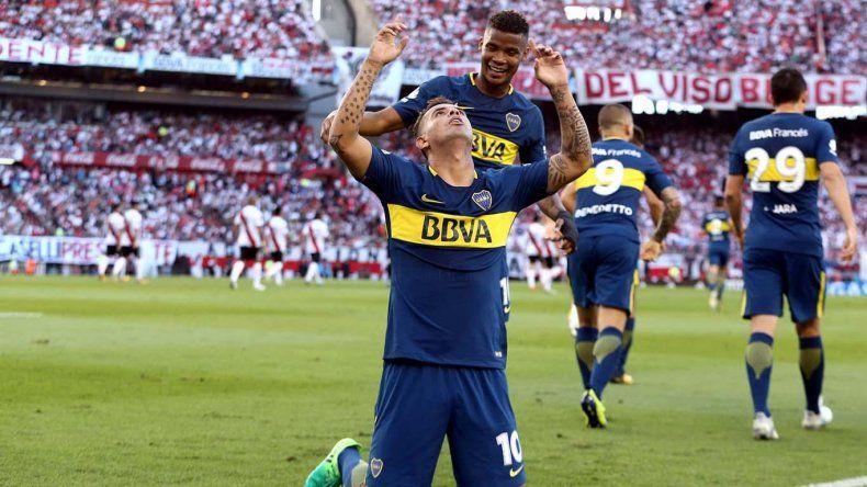 Cardona quiere volver a Boca.
