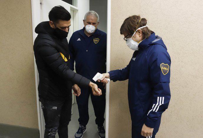 A horas de volver a los entrenamientos, seis equipos tienen casos de coronavirus