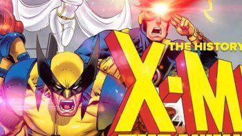 x-men: regresaria la serie que marco a la generacion de los 90
